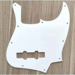 1 Ply White Bass Pickguard...