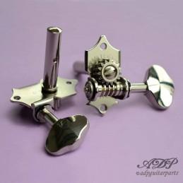 Mecaniques Gotoh Nickel 3+3...