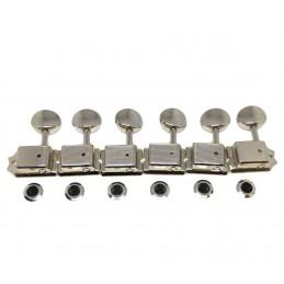 6 Mécaniques Fender®...