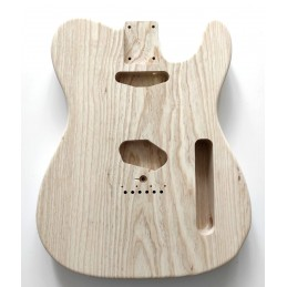 Swamp Ash 1 piece Body for...