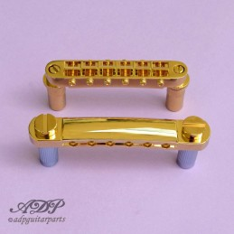 Gold Gotoh GE103B bridge +...