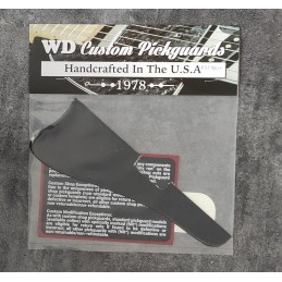Plaque Pickguard style...