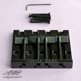 Omega Bass 4 strings Black...