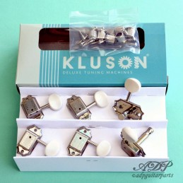 Nickel Vintage Kluson...