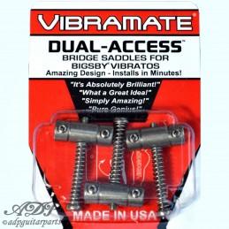 Vibramate 3x Slotted Saddle...