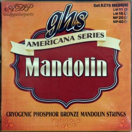 GHS Mandolin Strings Medium...