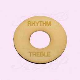Rythm/Treble Toggle Plate...