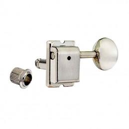 GENUINE KLUSON DELUXE Tuners FENDER STRAT TELE Double Line Locking ~ Gotoh Style
