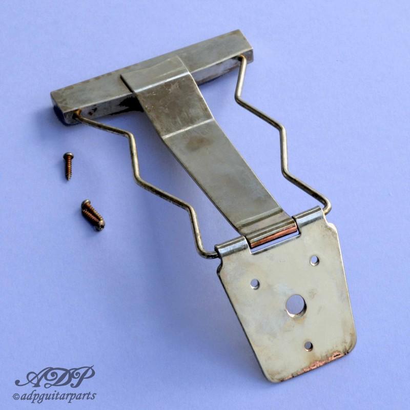 Micro Chevalet noir Jazzmaster Classic, par Marceau Guitars