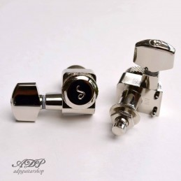 Schaller Original F-Serie Locking Tuner 1:18 Fender Look&Specs. Nickel