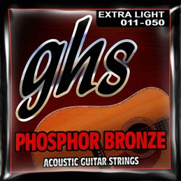"11-50 ""Phosphor Bronze"" GHS..."