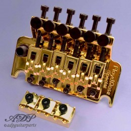 Authentic Gold Floyd Rose...