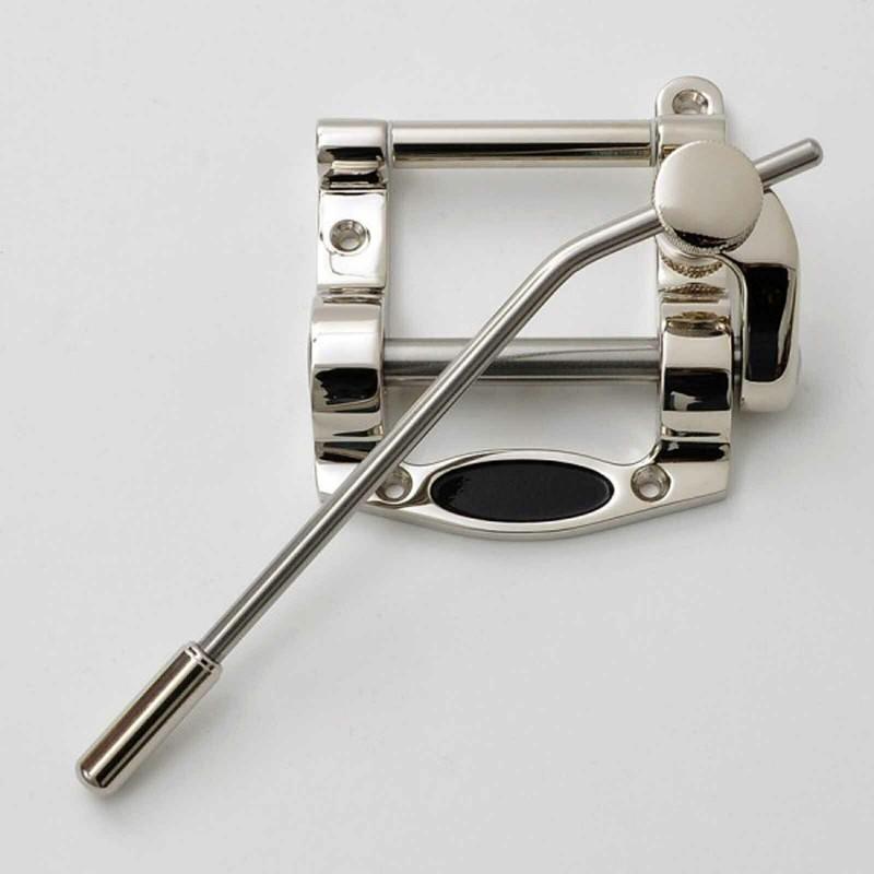 Tdrln Nickel #Diamond Tremola Vibrato Duesenberg Radiator Tremolo Long B7