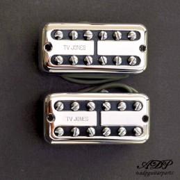 2x Micros HumbuckerTV Jones...