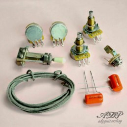Wiring Kit for Gibson® Les...