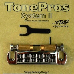 Nickel TonePros Warparound...