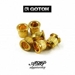 6 Gotoh Telecaster Gold...