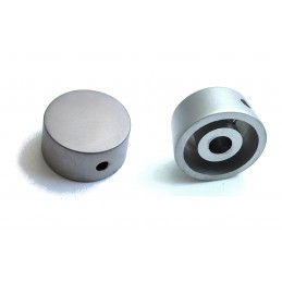 2 Boutons Metal speed knob...