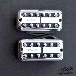 2 Micros Humbucker TV Jones...