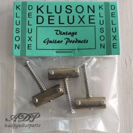 3 Telecaster Vintage Kluson...