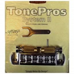 TonePros Warparound Bridge,...