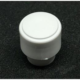 Round white Switch Knobs...