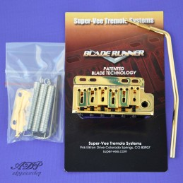 Tremolo Gold Super-Vee...