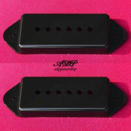 2 P90-Dog Ear Black Pickup...