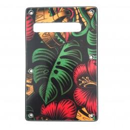 Plaque arrière Aloha Tiki...