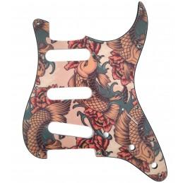 WD Custom Koi Tattoo...