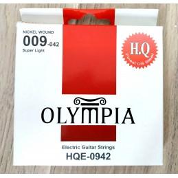 1 jeu de cordes Olympia HQE...