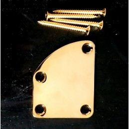 Gold handle Statocaster...