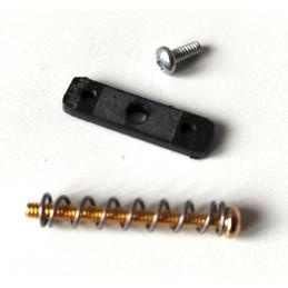 1 Gold Dual Screw mount...