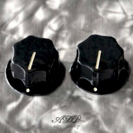 2x Boutons pour Mustang axe...