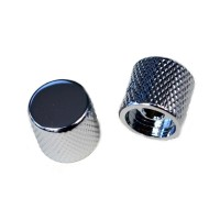 Fender Style Metal Dome Knobs