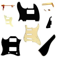 Pickguards, Tremolo BackPlates