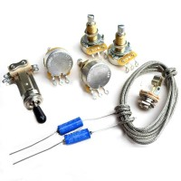Unwired control kit Gibson style