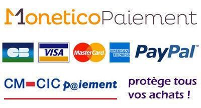 Monetico paiment